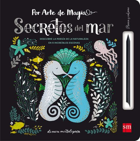 SECRETOS DEL MAR POR ARTE DE MAGIA