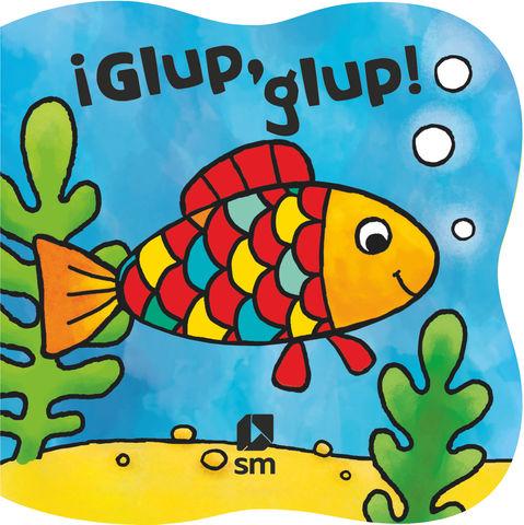 GLUP GLUP - libro de baño mágico