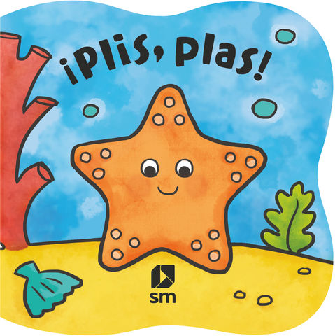 PLIS PLAS - libro de baño mágico