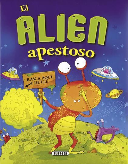 ALIEN APESTOSO, EL