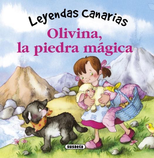 OLIVINA, LA PIEDRA MÁGICA - Leyendas Canarias