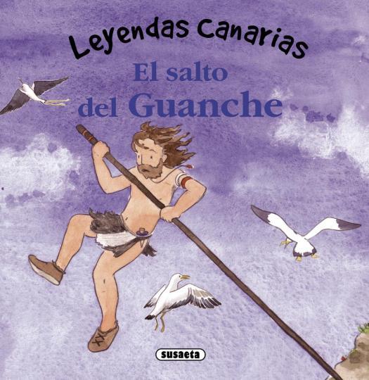 SALTO DEL GUANCHE, EL - Leyendas Canarias