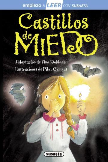 CASTILLOS DE MIEDO  6 - 7 años - Empiezo a LEER con Susaeta Nivel 1