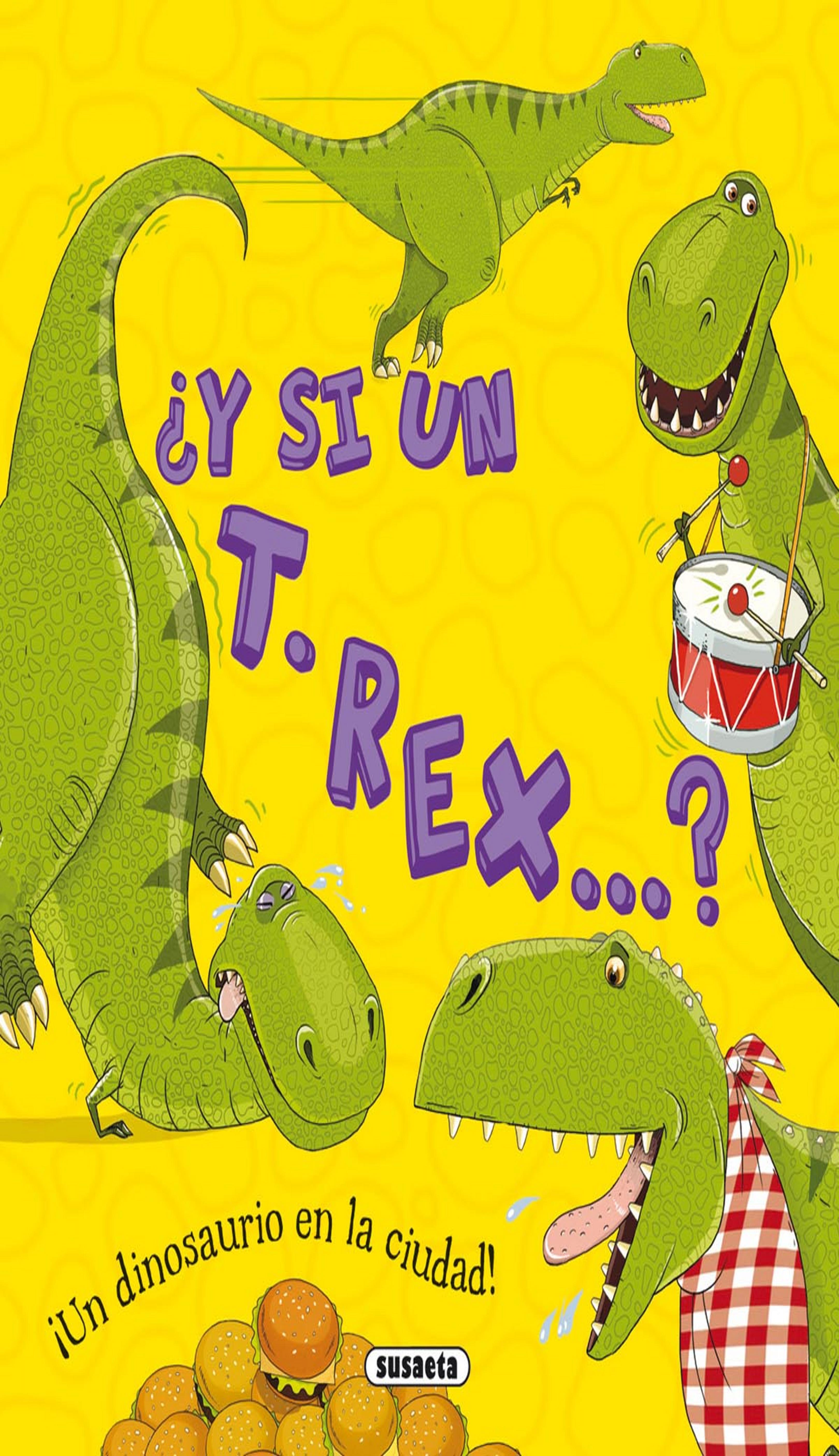 Y SI UN T-REX