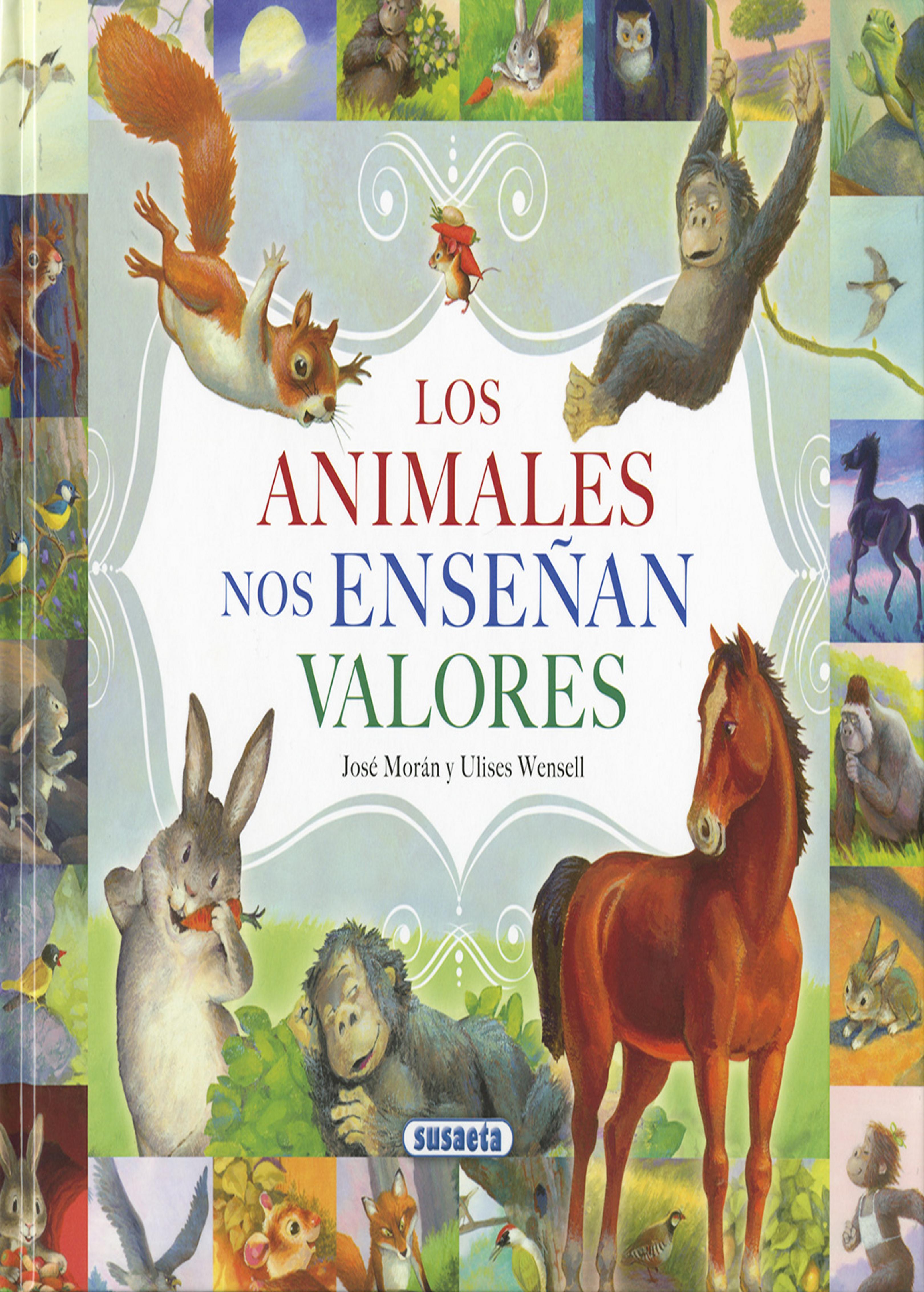 ANIMALES NOS ENSEÑAN A VOLAR, LOS