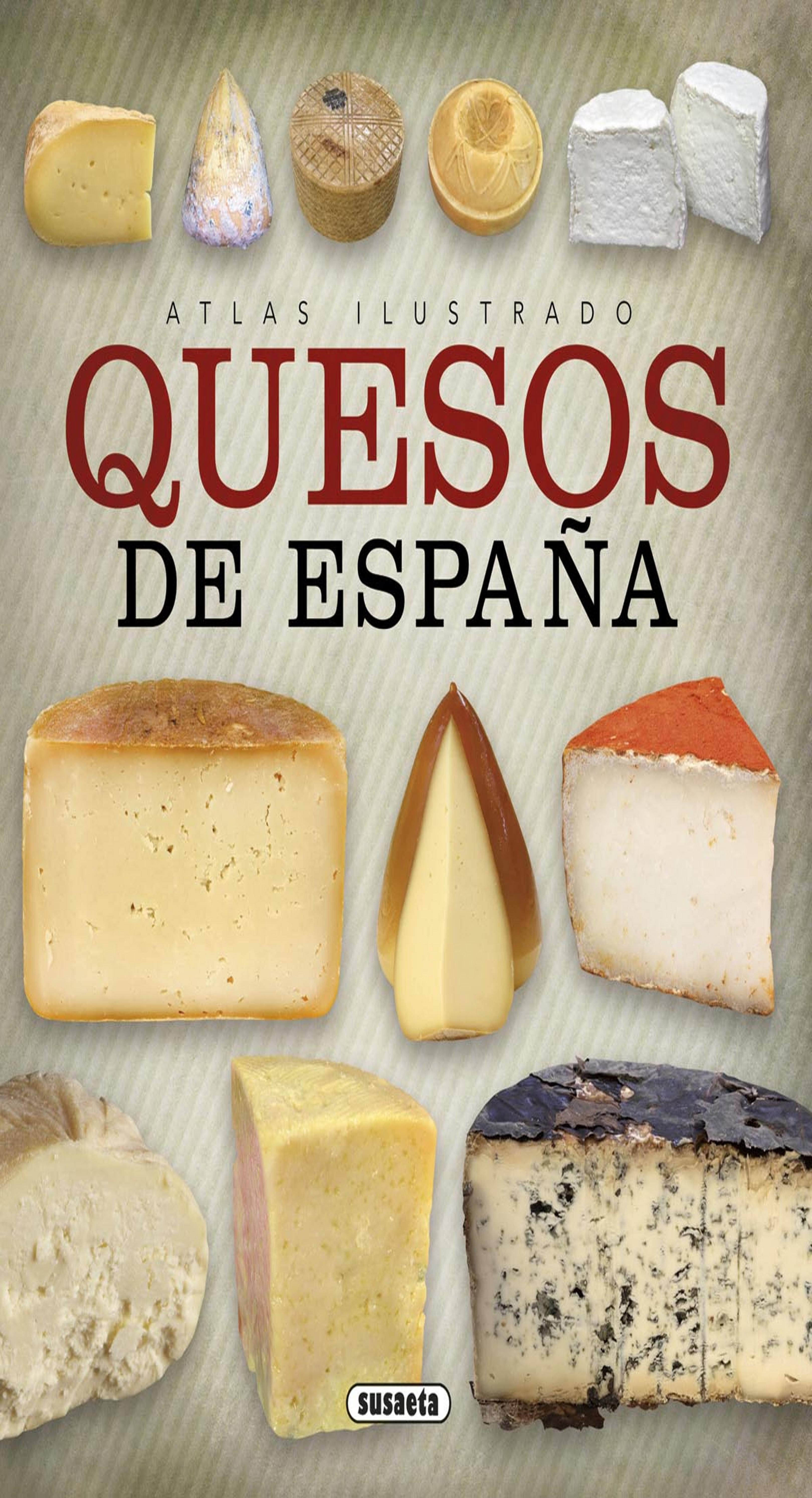QUESOS DE ESPAÑA