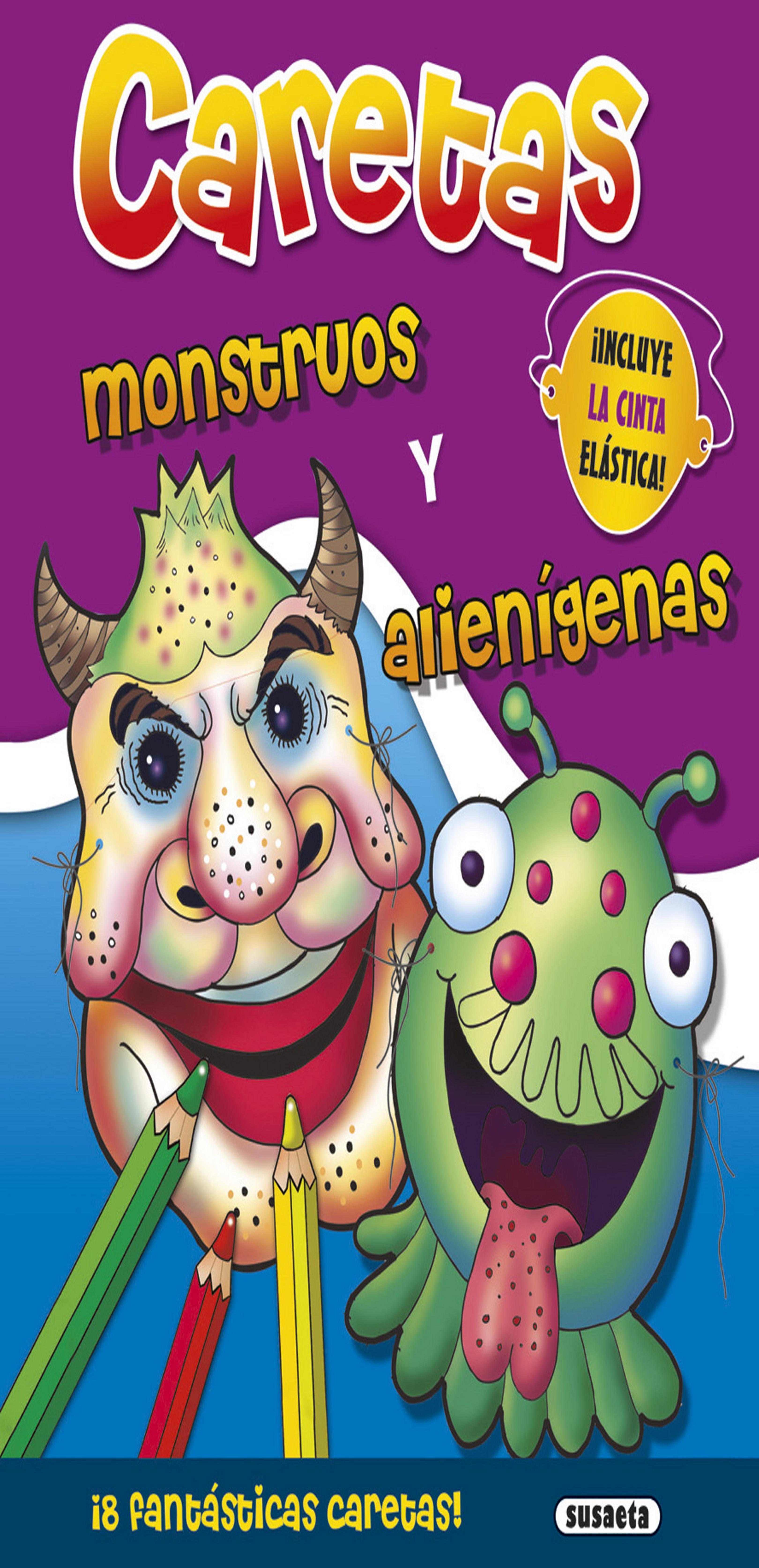 MONSTRUOS Y ALIENIGENAS