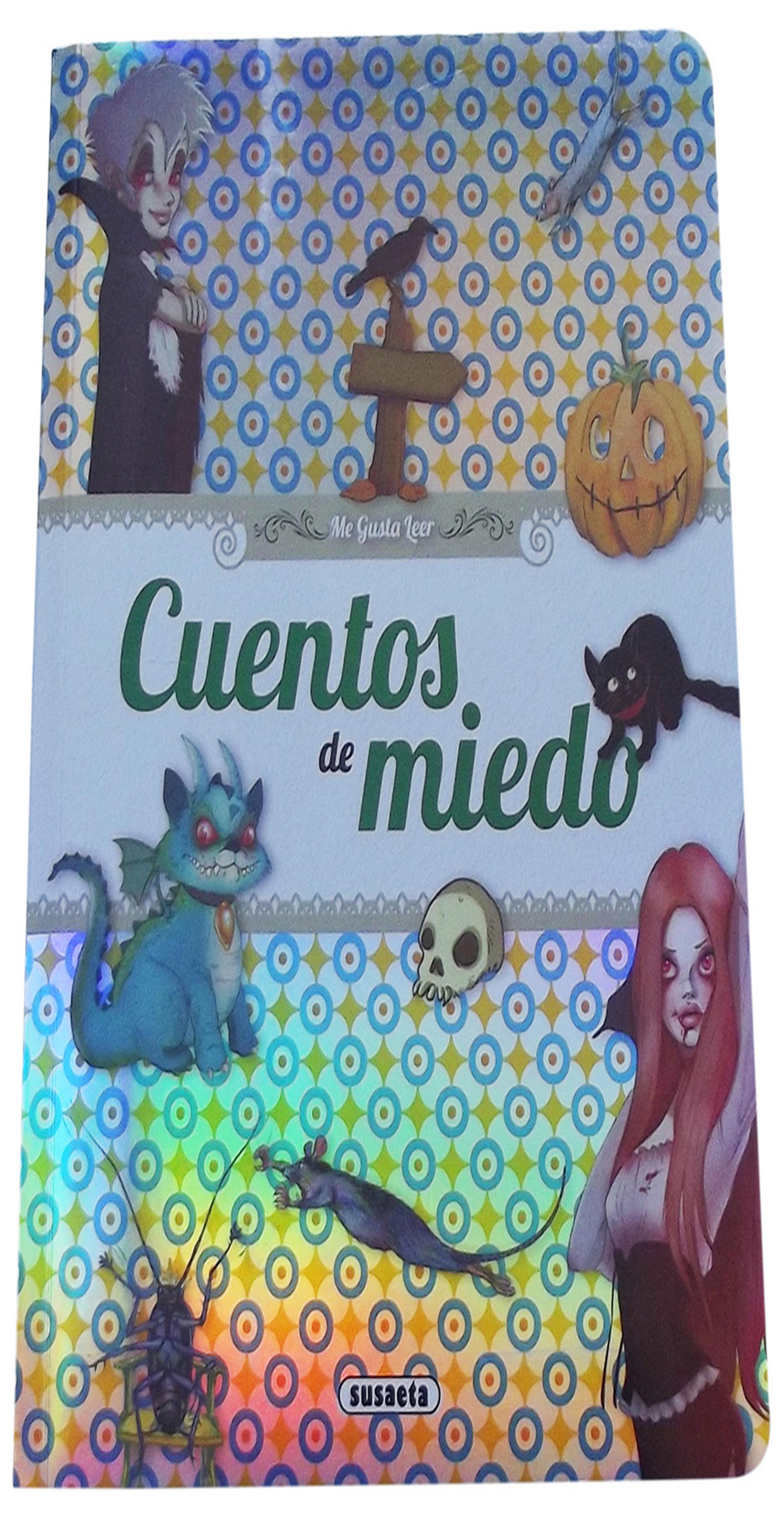 CUENTOS DE MIEDO
