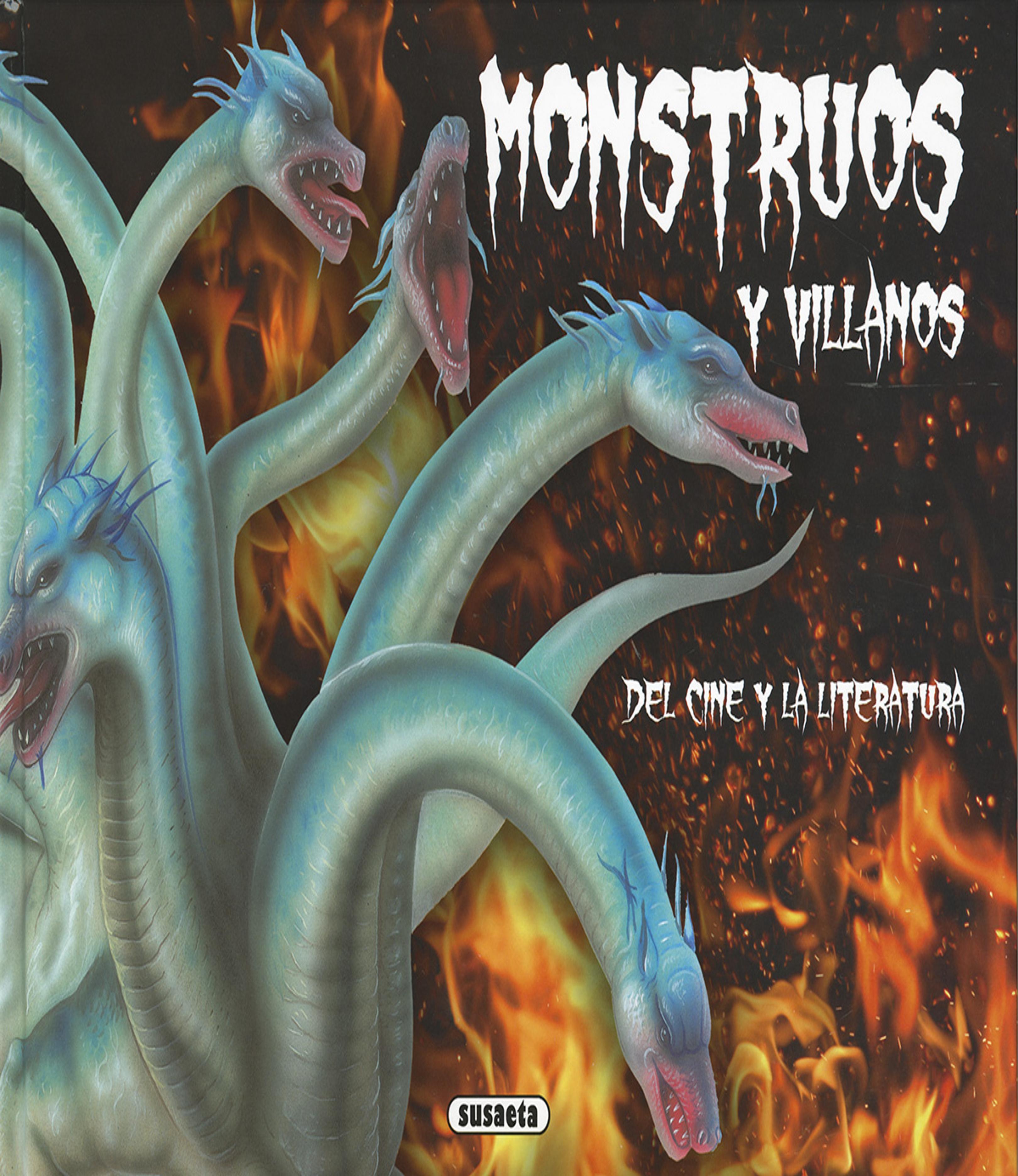 MONSTRUOS Y VILLANOS DEL CINE