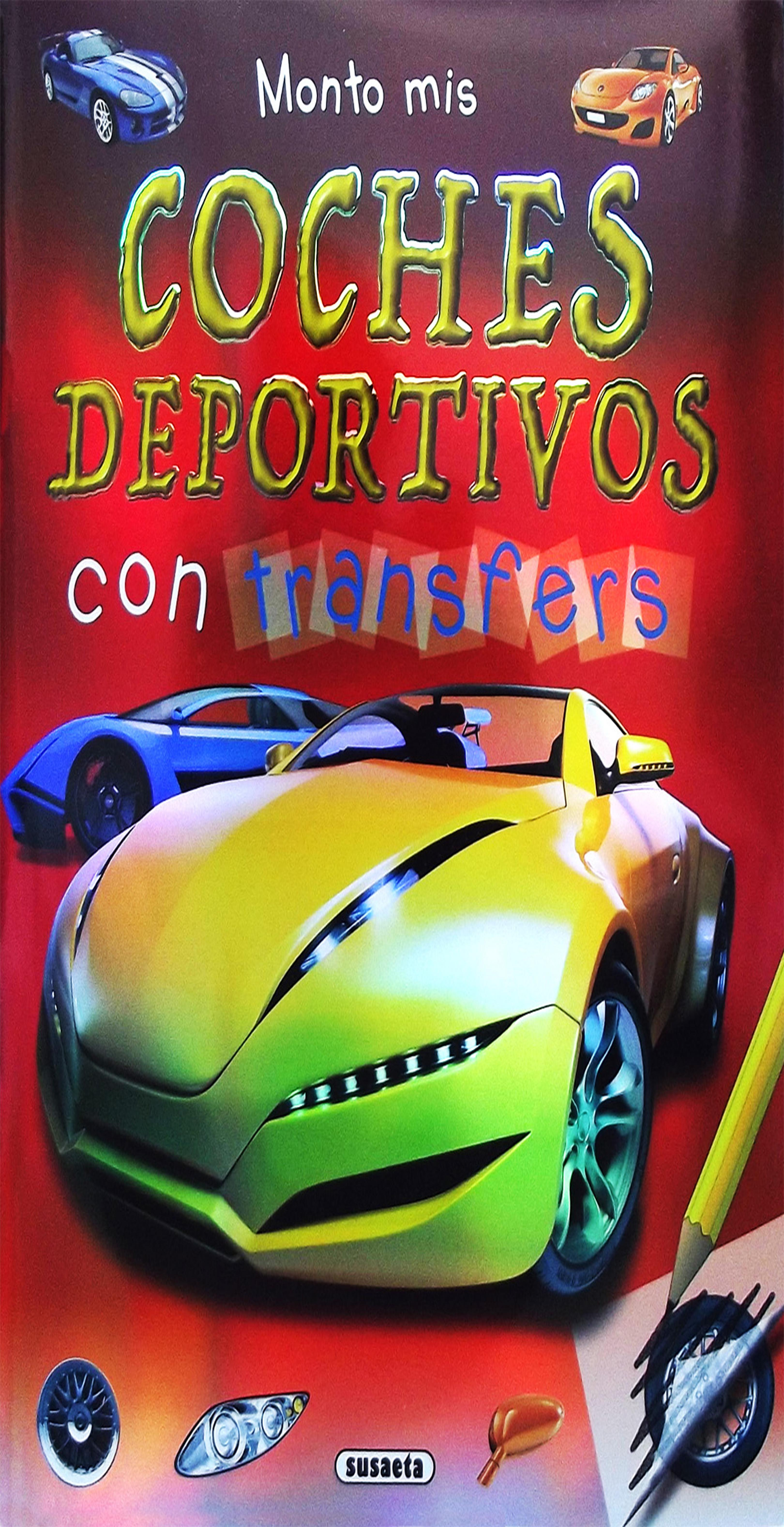 MONTO MIS COCHES DEPORTIVOS