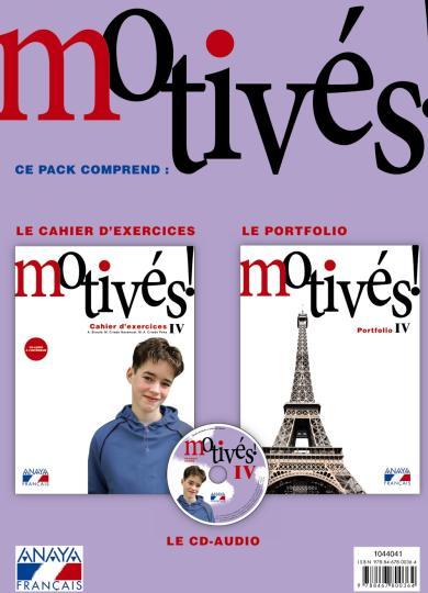 MOTIVES 4 Cahier