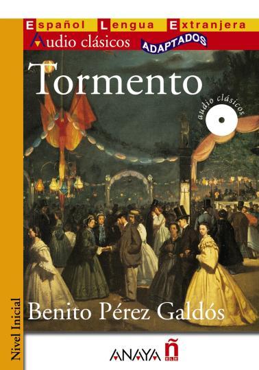 TORMENTO + CD - Clásicos Adaptados