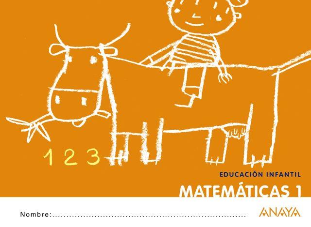MATEMATICAS 1- Educacion Infantil