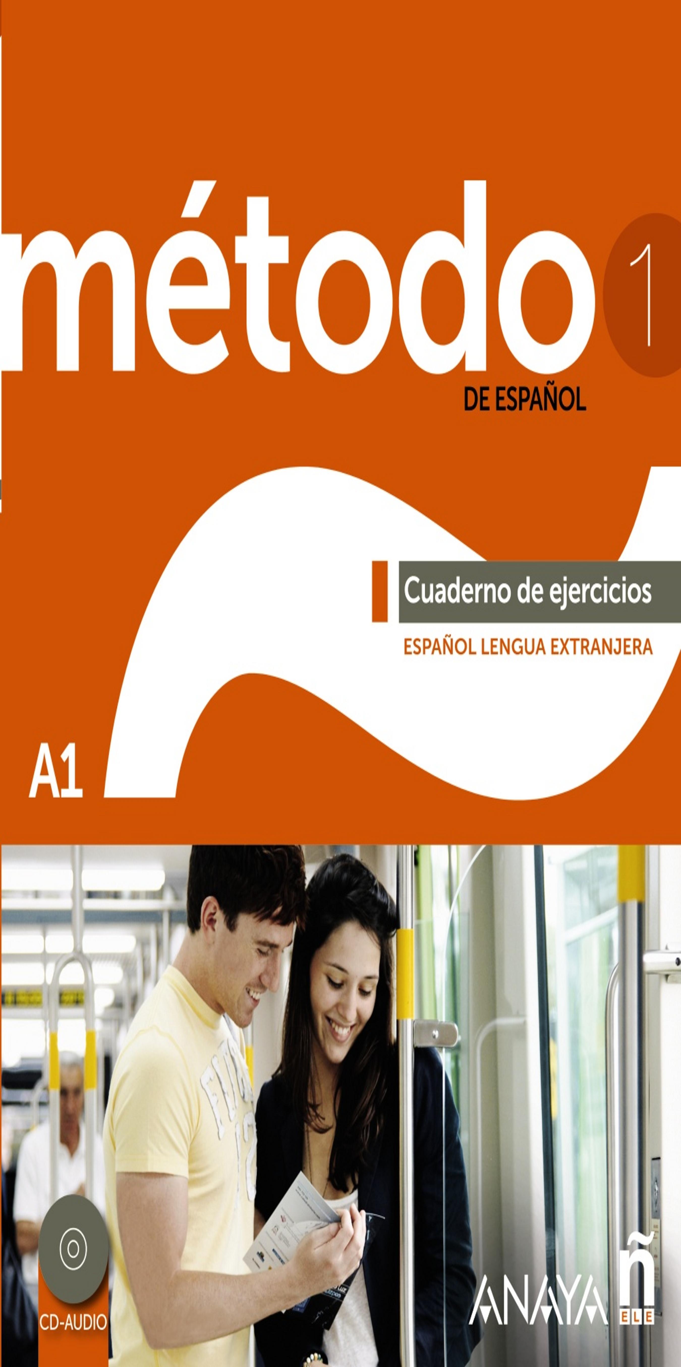 METODO ESPAÑOL A1 Ejercicios + CD