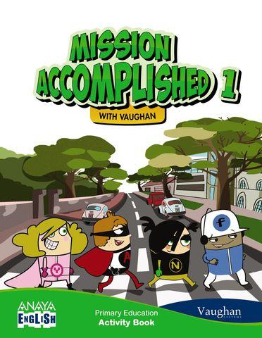 MISSION ACCOMPLISHED 1 WB