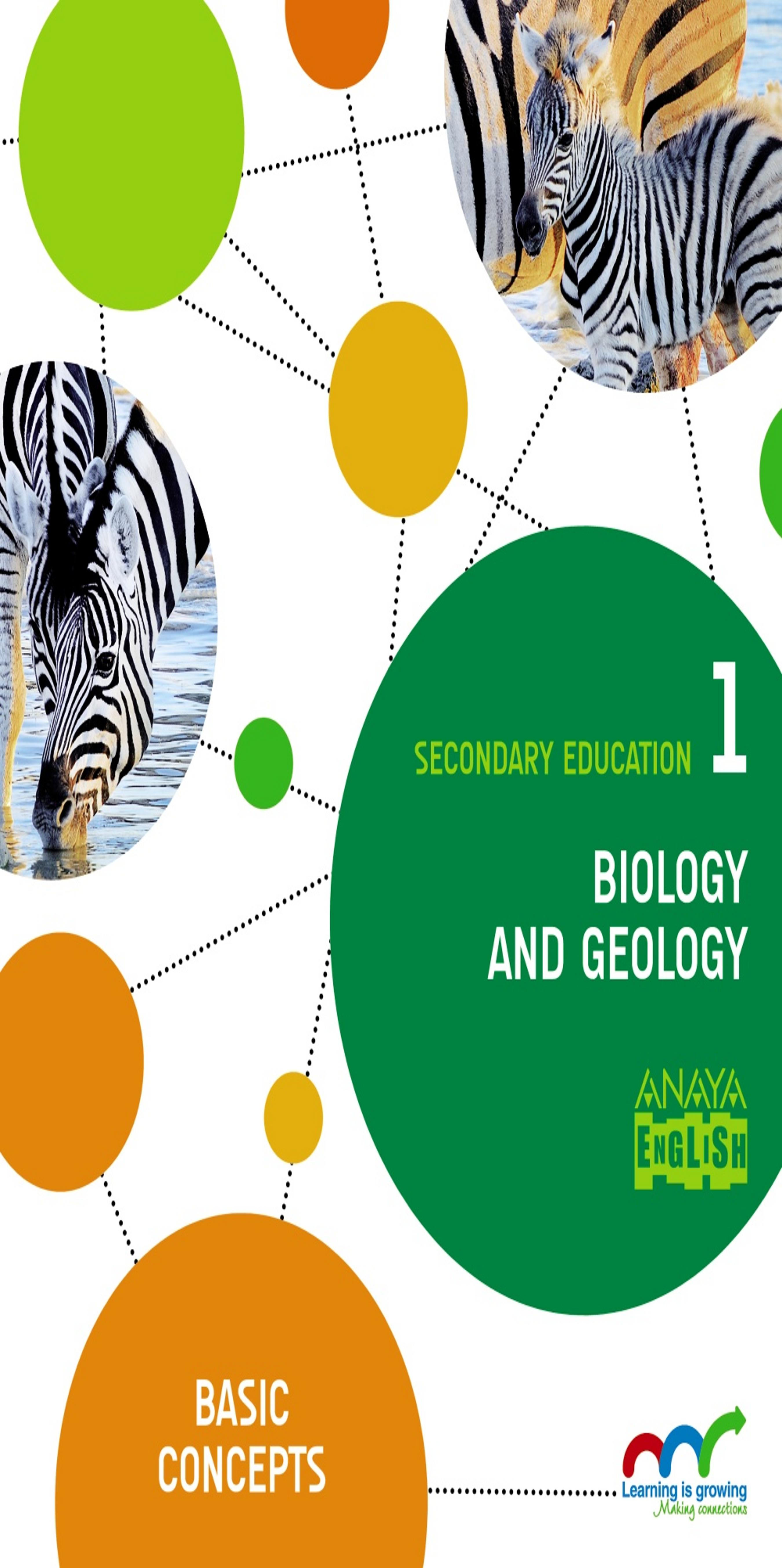 BIOLOGY AND GEOLOGY 1º ESO Basic Concept