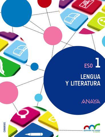 LENGUA CASTELLANA Y LITERATURA 1º ESO - Aprender es Crecer en Conexión