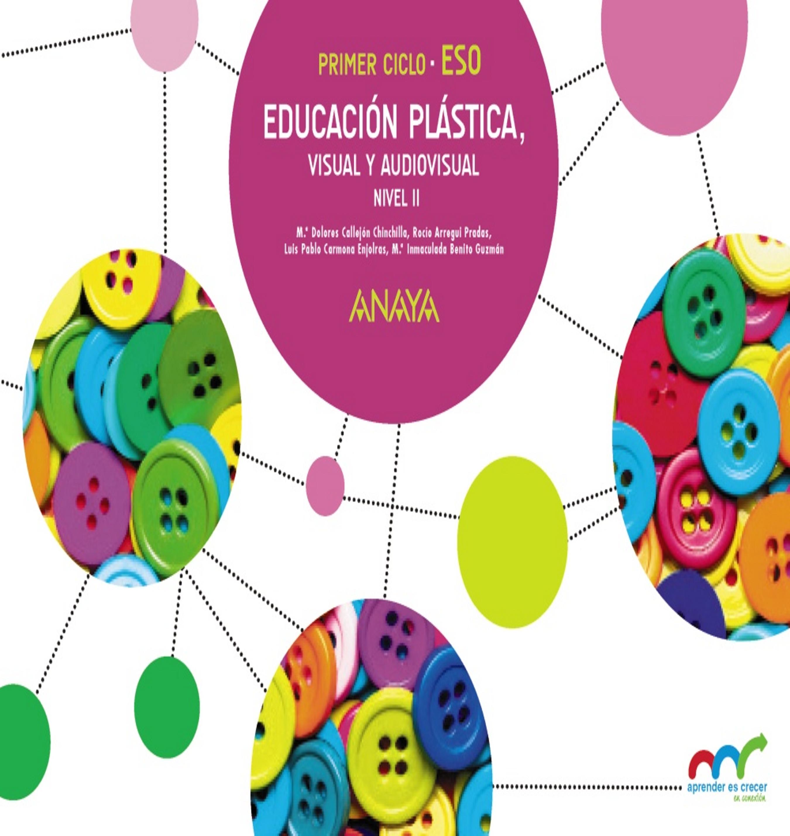 EDUCACION PLASTICA, VISUAL Y AUDIOVISUAL 3º Cuaderno