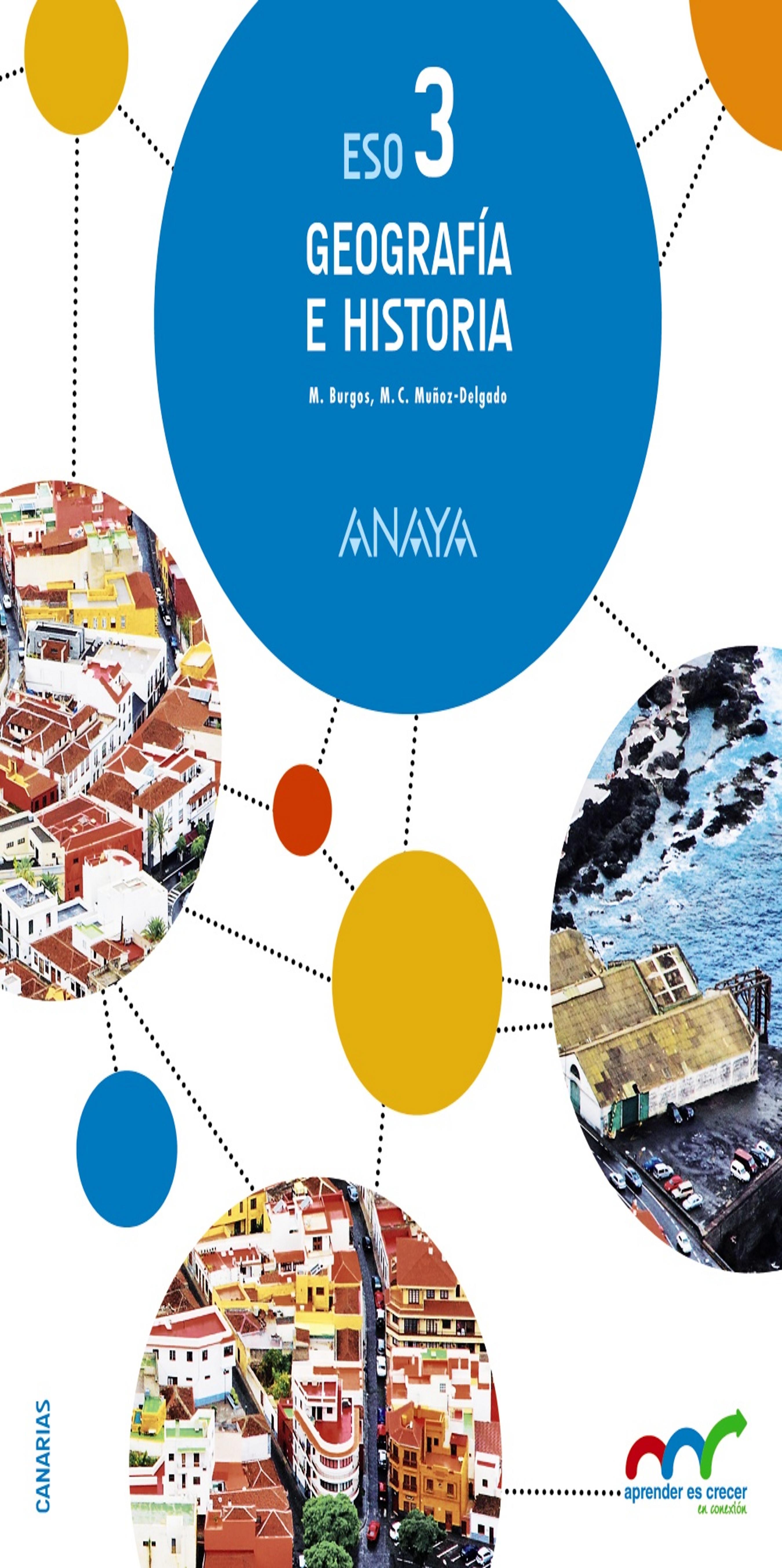 GEOGRAFÍA E HISTORIA 3º ESO Canarias - Aprender es Crecer en Conexión