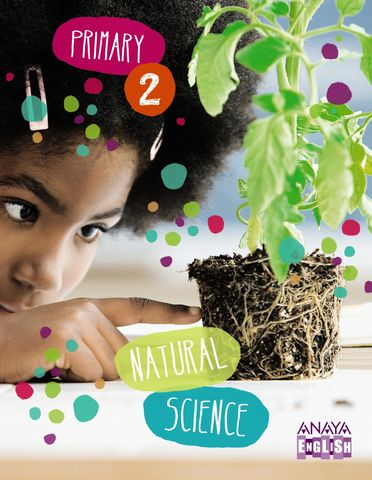 NAUTAL SCIENCE 2 Primary + CD