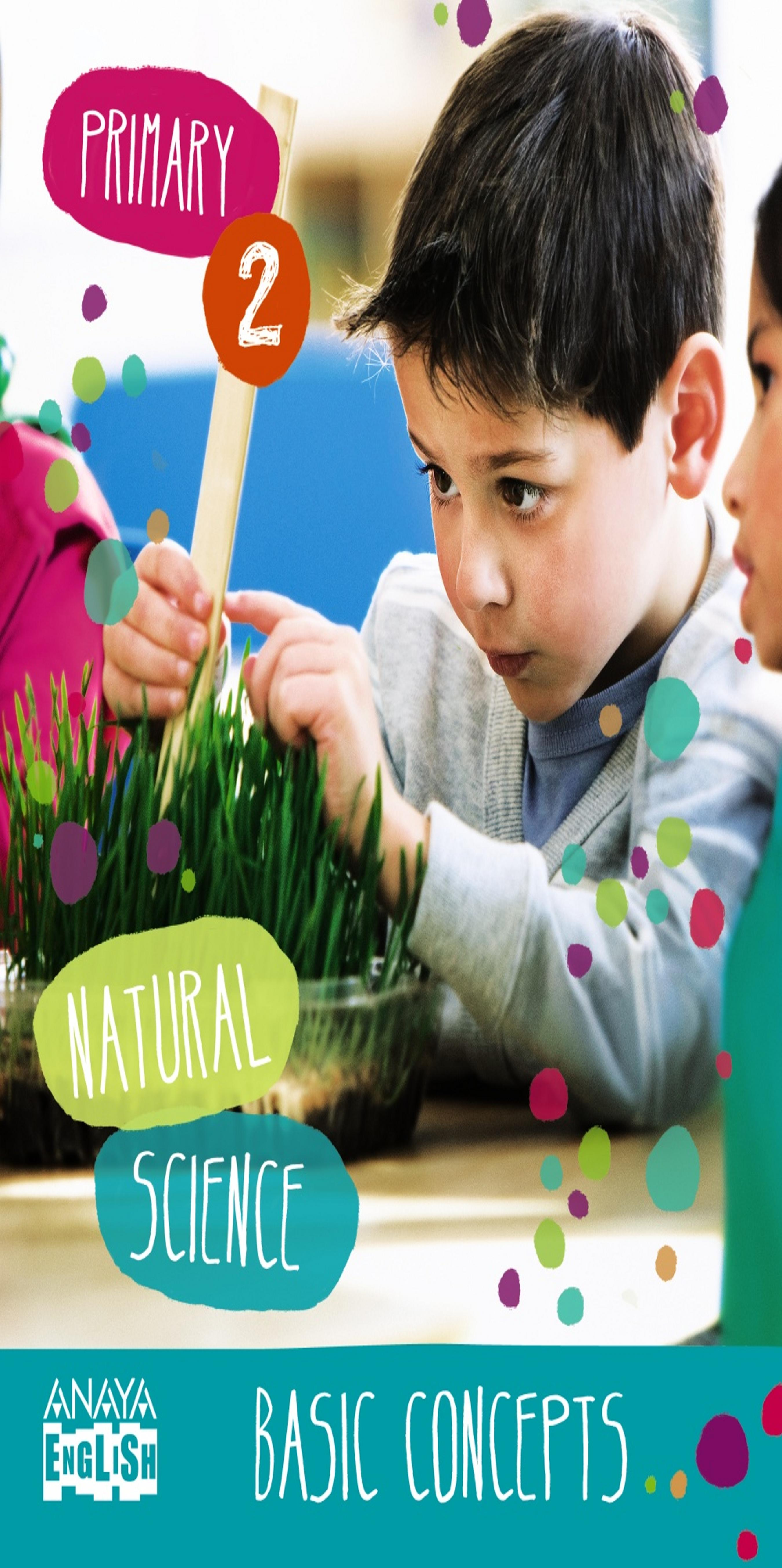 NATURAL SCIENCE 2 PRIMARY Basic Concepts