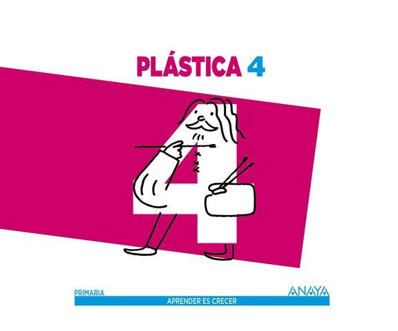 PLASTICA 4 Primaria - Aprender es cercer