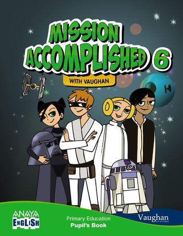 MISSION ACCOMPLISHED 6 ALUM
