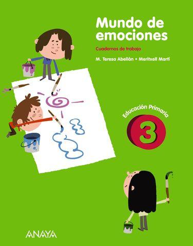 MUNDO DE EMOCIONES 3º PRIMARIA  2015