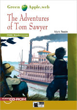 ADVENTURES OF TOM SAWYER, THE - Green Apple Step 1 - WebActvities