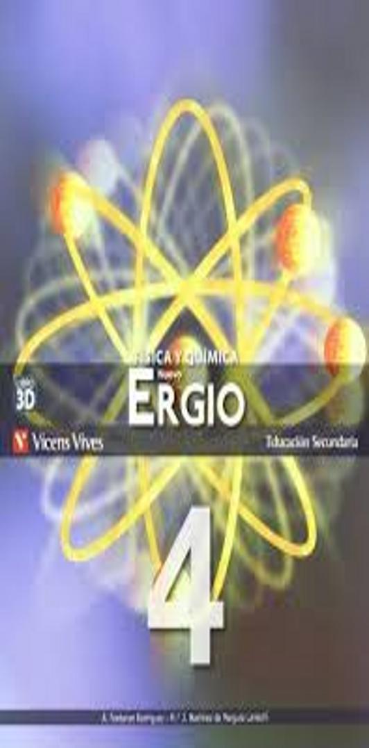 FISICA Y QUIMICA 4º ESO - Nuevo Ergio