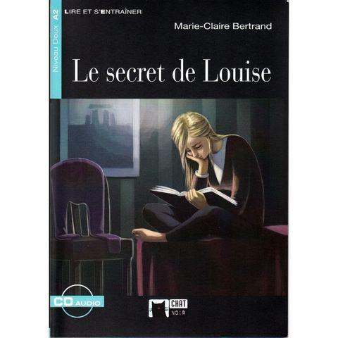 SECRET DE LOUISE - Pack CD Gran Débutant - Lire S´ Entraîner Chat Noir