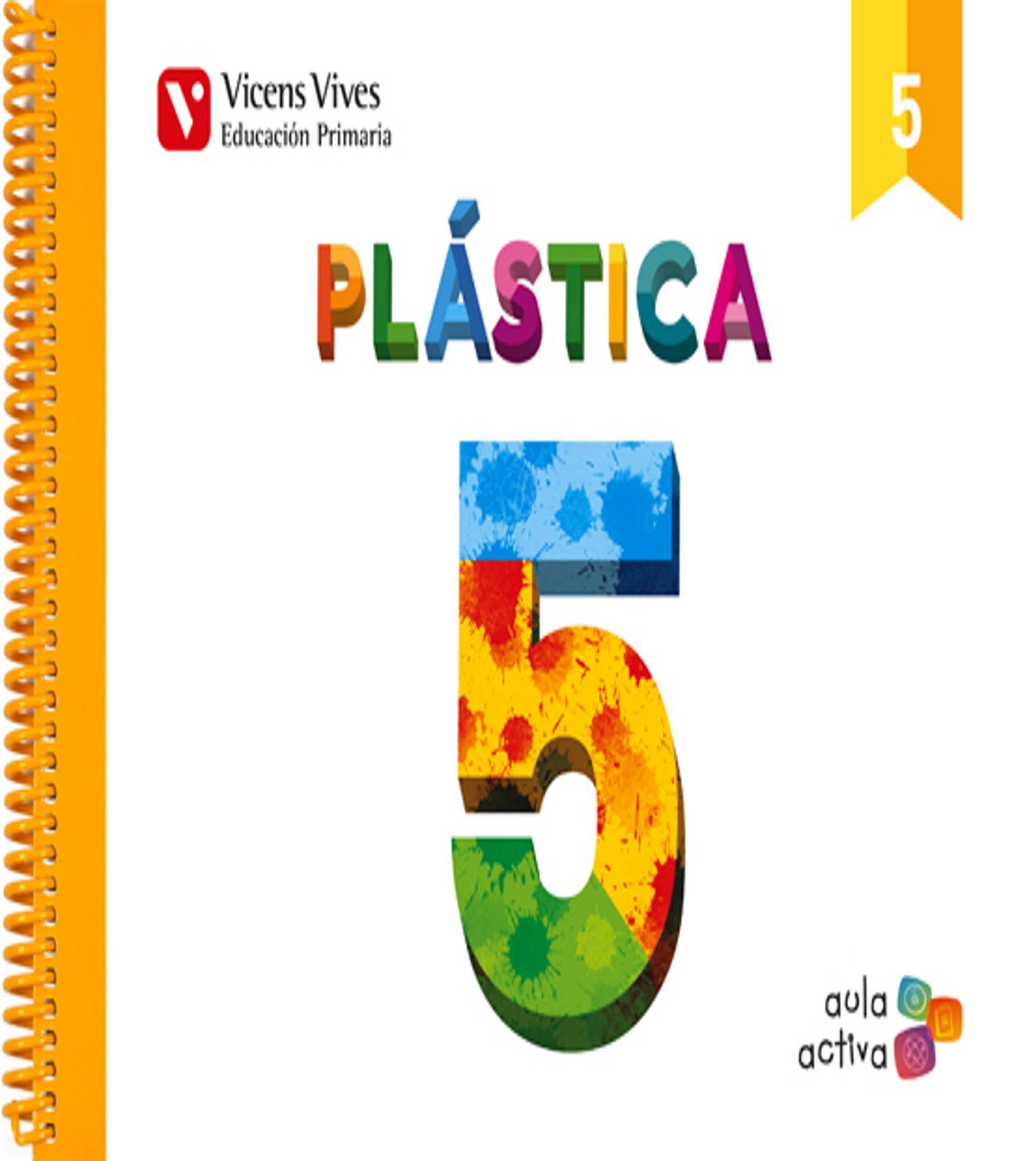 PLASTICAS 5º PRIMARIA - Aula Activa