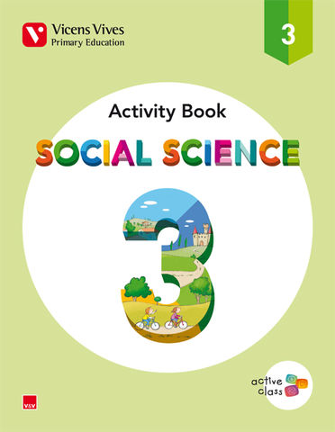SOCIAL SCIENCE 3 WB Active class