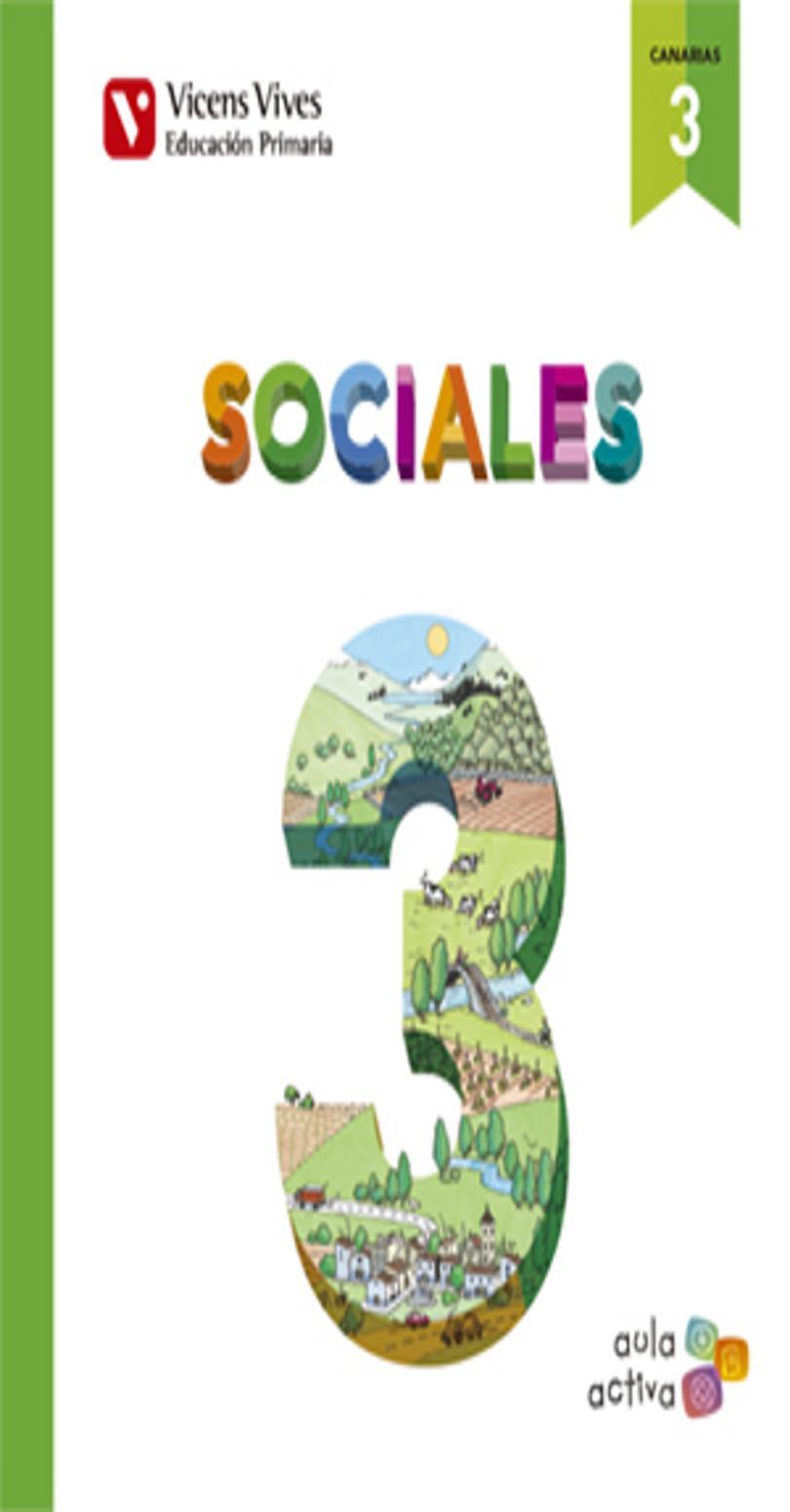 CIENCIAS SOCIALES 3º PRIM Aula Activa Canarias