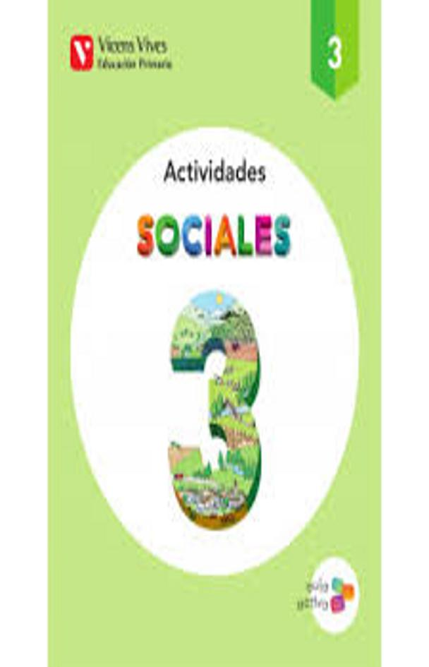 SOCIALES ACTIVIDADES 3 º PRIM Aula Activa