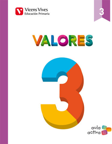 VALORES 3 AULA ACTIVA