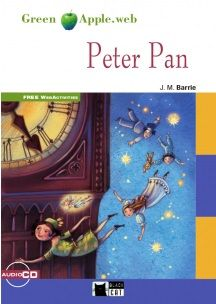PETER PAN - Pack CD Audio Starter - Green Apple Black Cat