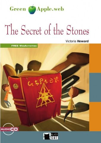 SECRET OF THE STONES, THE  - Green Apple Step 1 - WebActvities