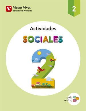 CUAD. SOCIALES  2 PRIM - Aula Activa