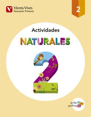 CUAD. CIENCIAS NATURALES 2 PRIM - Aula Activa