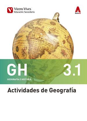 GH 3 - GEOGRAFIA E HISTORIA - Actividades (AULA 3D)