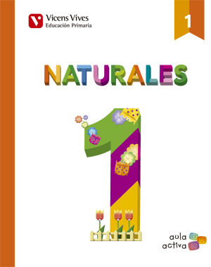 NATURALES 1º PRIM - Aula Activa
