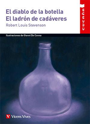 DIABLO DE LA BOTELLA, EL / EL LADRÓN DE CADAVERES - Cucaña