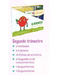 GOGUIS 3 AÑOS 2º TRIMESTRE