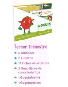 GOGUIS 3 AÑOS 3 TRIMESTRE
