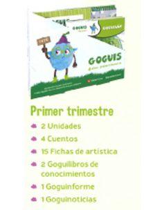 GOGUIS 4 AÑOS 1 TRIMESTRE