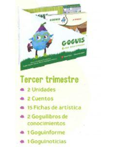 GOGUIS 4 AÑOS 3 TRIMESTRE