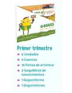 GOGUIS 5 AÑOS 1 TRIMESTRE