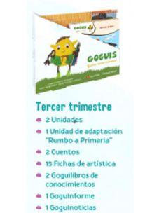 GOGUIS 5 AÑOS 3 TRIMESTRE