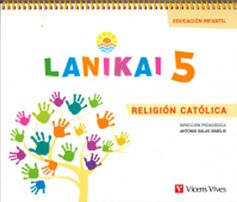 LANIKAI 5 AÑOS -Religión Católlica